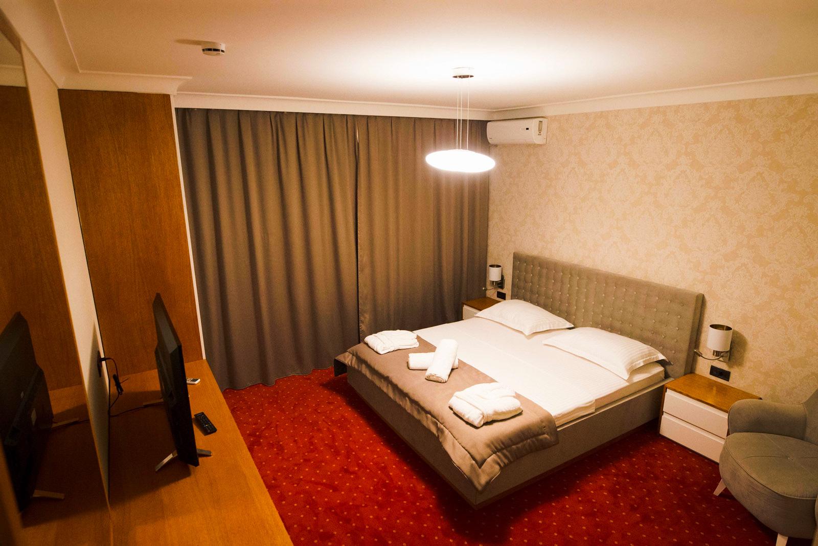 Standard Deluxe Room Single